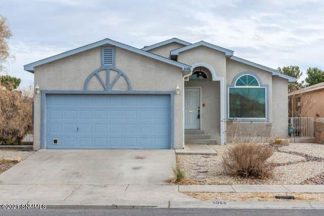 5066 Arena Drive, Las Cruces, NM 88012 (MLS #2100246) :: Better Homes and Gardens Real Estate - Steinborn & Associates