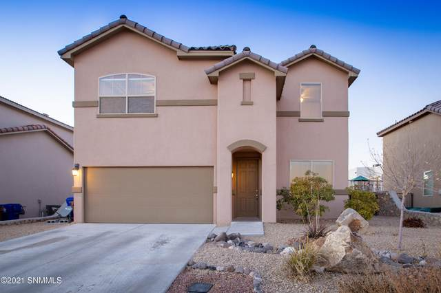 4167 La Purisima Drive, Las Cruces, NM 88011 (MLS #2100248) :: Better Homes and Gardens Real Estate - Steinborn & Associates