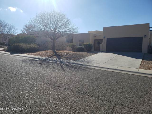 1945 Palm Canyon Drive, Las Cruces, NM 88011 (MLS #2100249) :: Better Homes and Gardens Real Estate - Steinborn & Associates