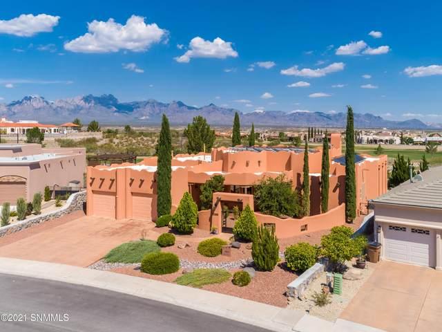 1842 Lone Tree Lane, Las Cruces, NM 88011 (MLS #2100252) :: Arising Group Real Estate Associates