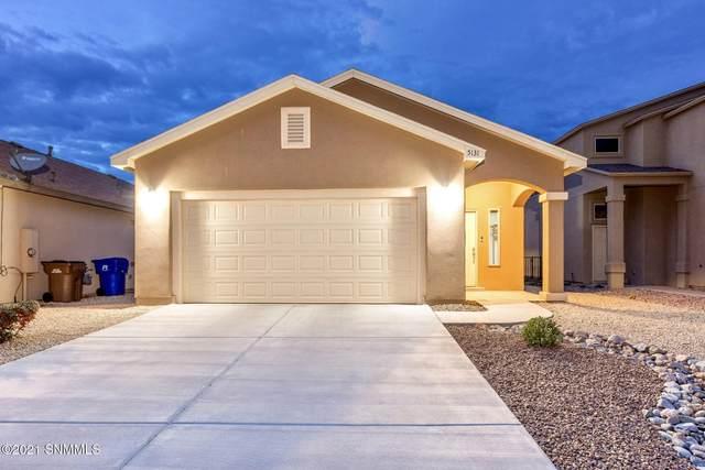 5131 Kensington Way Way, Las Cruces, NM 88012 (MLS #2100254) :: Las Cruces Real Estate Professionals