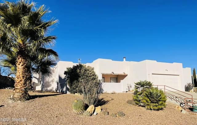 1595 Vista Del Cerro, Las Cruces, NM 88007 (MLS #2100257) :: Better Homes and Gardens Real Estate - Steinborn & Associates