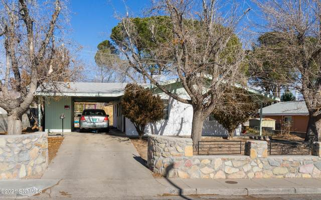 885 Lees Drive, Las Cruces, NM 88001 (MLS #2100259) :: Better Homes and Gardens Real Estate - Steinborn & Associates