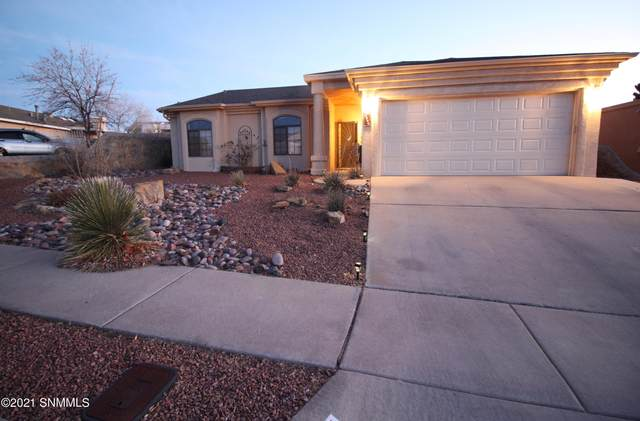 4540 Pinnacle View Drive, Las Cruces, NM 88011 (MLS #2100261) :: Las Cruces Real Estate Professionals