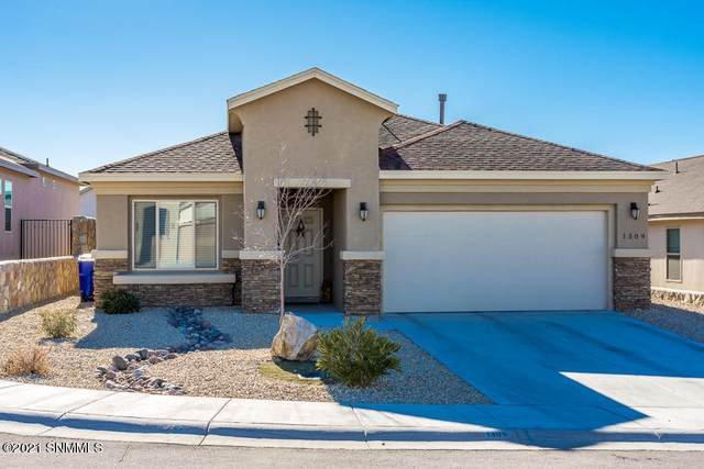 1309 Bison Springs Drive, Las Cruces, NM 88012 (MLS #2100266) :: Las Cruces Real Estate Professionals