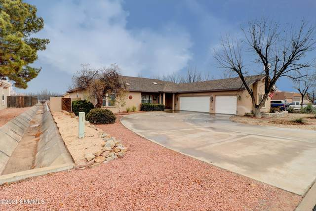 6660 Rio Dorado, La Mesa, NM 88044 (MLS #2100269) :: Las Cruces Real Estate Professionals