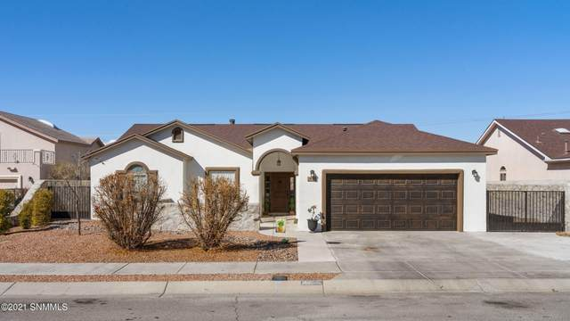 2925 Scenic Circle, Las Cruces, NM 88011 (MLS #2100272) :: Better Homes and Gardens Real Estate - Steinborn & Associates