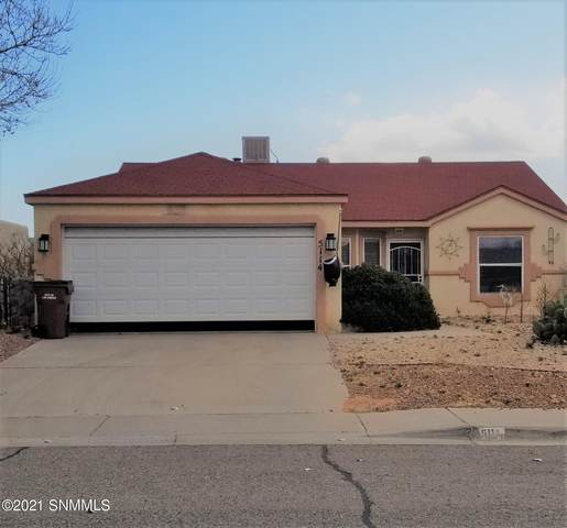 5114 Calle Verde, Las Cruces, NM 88012 (MLS #2100273) :: Better Homes and Gardens Real Estate - Steinborn & Associates