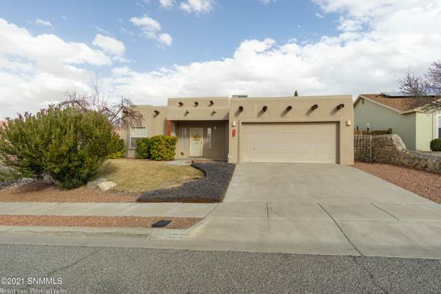 3418 Chimney Rock Rd Road, Las Cruces, NM 88011 (MLS #2100274) :: Las Cruces Real Estate Professionals