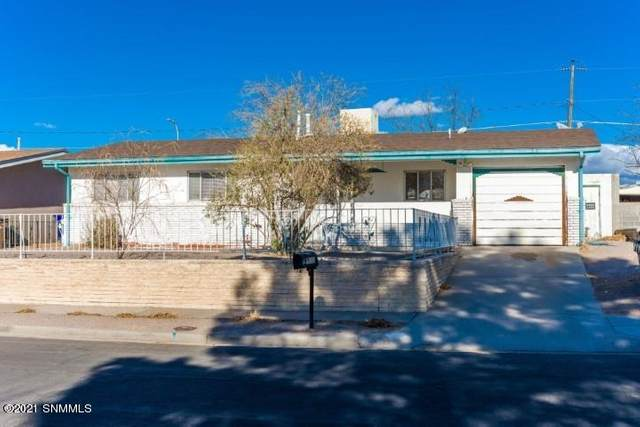 2125 Martha Drive, Las Cruces, NM 88001 (MLS #2100289) :: Better Homes and Gardens Real Estate - Steinborn & Associates