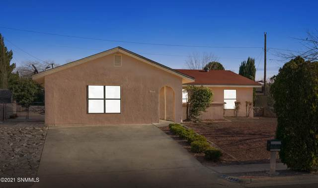 1812 Mcrae Avenue, Las Cruces, NM 88001 (MLS #2100301) :: Better Homes and Gardens Real Estate - Steinborn & Associates