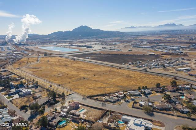 1225 Sunland Park Drive, Sunland Park, NM 88063 (MLS #2100306) :: Better Homes and Gardens Real Estate - Steinborn & Associates