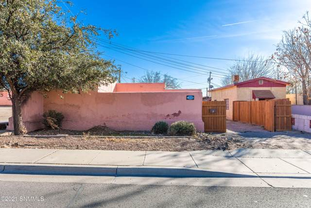 320 E Amador Avenue, Las Cruces, NM 88001 (MLS #2100307) :: Agave Real Estate Group