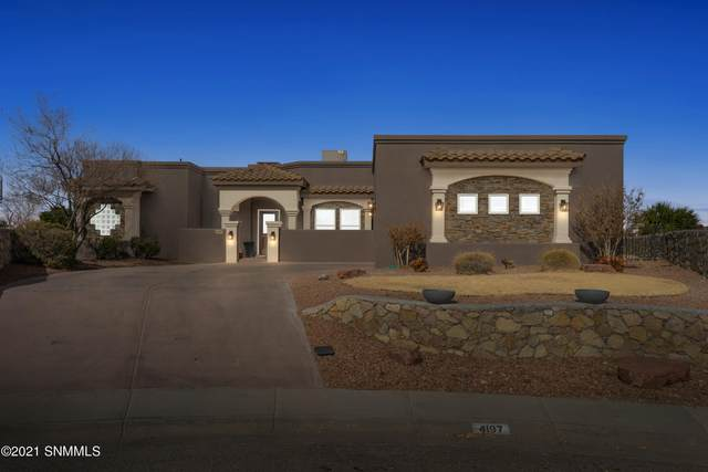 4197 Capistrano Avenue, Las Cruces, NM 88011 (MLS #2100376) :: Las Cruces Real Estate Professionals