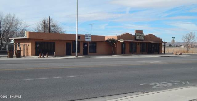 1067 N Valley Drive, Las Cruces, NM 88007 (MLS #2100380) :: Las Cruces Real Estate Professionals