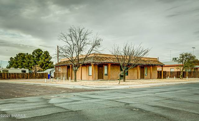 1201 E Court Avenue, Las Cruces, NM 88001 (MLS #2100388) :: Better Homes and Gardens Real Estate - Steinborn & Associates