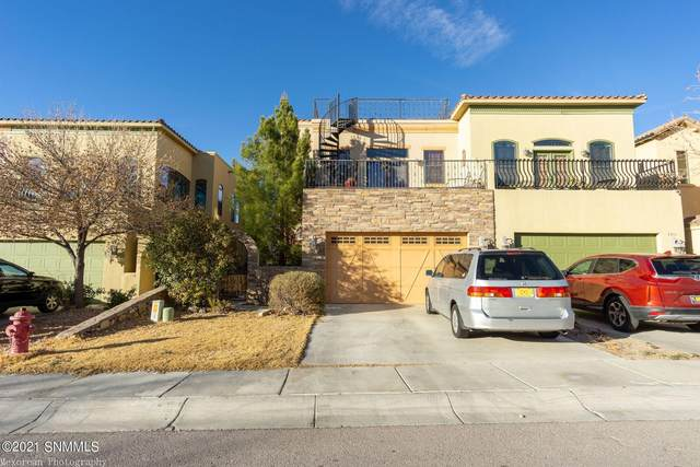 4309 Capistrano Avenue, Las Cruces, NM 88011 (MLS #2100394) :: Better Homes and Gardens Real Estate - Steinborn & Associates
