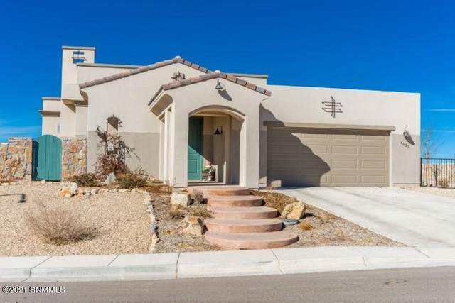 4653 Glenwood Court, Las Cruces, NM 88011 (MLS #2100402) :: Better Homes and Gardens Real Estate - Steinborn & Associates