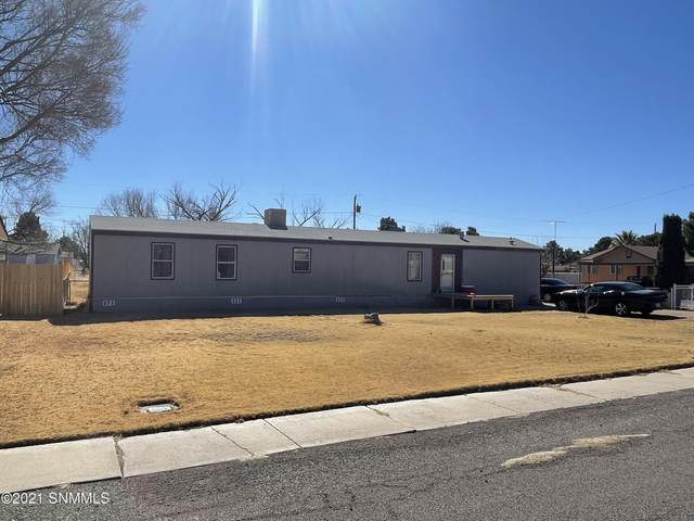 623 King James Avenue, Las Cruces, NM 88007 (MLS #2100414) :: Las Cruces Real Estate Professionals
