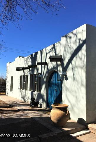 2653 Snow Rd Road, Las Cruces, NM 88005 (MLS #2100422) :: Better Homes and Gardens Real Estate - Steinborn & Associates