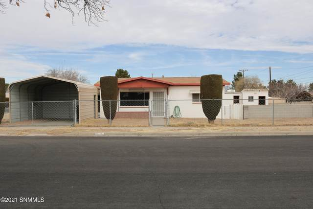 1121 S Santa Monica Street, Deming, NM 88030 (MLS #2100424) :: Las Cruces Real Estate Professionals