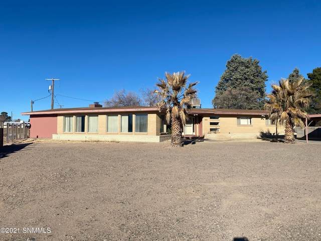 310 S Country Club Road, Deming, NM 88030 (MLS #2100430) :: Better Homes and Gardens Real Estate - Steinborn & Associates