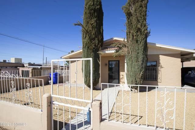 1005 Colorado Avenue, Las Cruces, NM 88001 (MLS #2100443) :: Better Homes and Gardens Real Estate - Steinborn & Associates