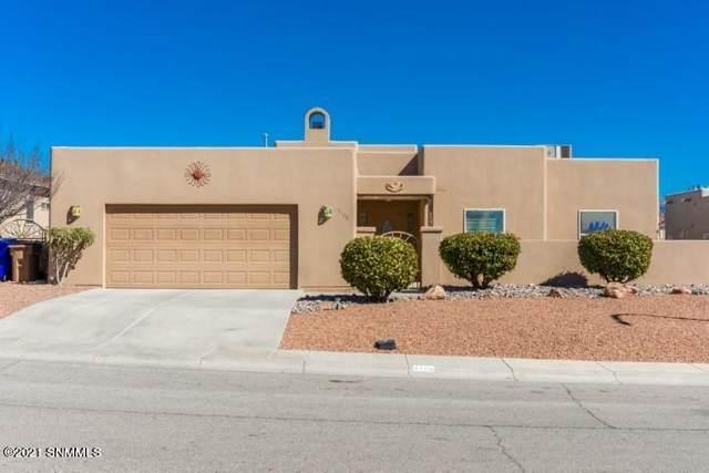 4108 Seneca Drive, Las Cruces, NM 88005 (MLS #2100445) :: Better Homes and Gardens Real Estate - Steinborn & Associates
