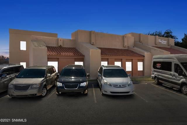 2000 E Lohman Ave Avenue B, Las Cruces, NM 88001 (MLS #2100453) :: Agave Real Estate Group
