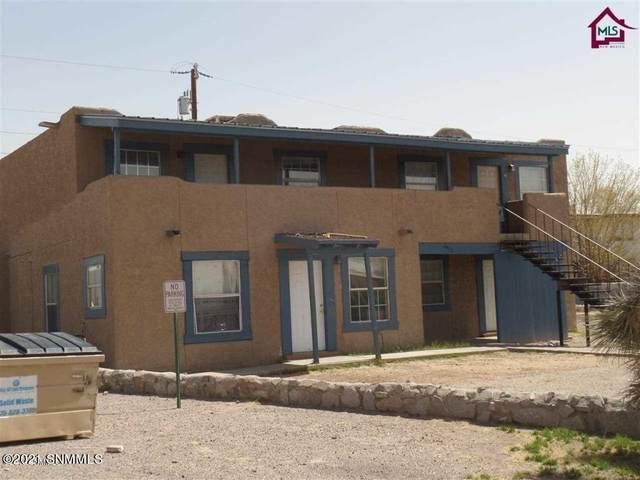 2472 La Fonda Circle, Las Cruces, NM 88001 (MLS #2100459) :: Agave Real Estate Group