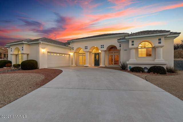 2889 Diamond Springs Drive, Las Cruces, NM 88011 (MLS #2100472) :: Better Homes and Gardens Real Estate - Steinborn & Associates