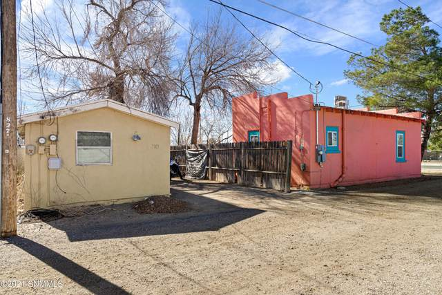 710 W 2nd Street, Las Cruces, NM 88005 (MLS #2100478) :: Agave Real Estate Group