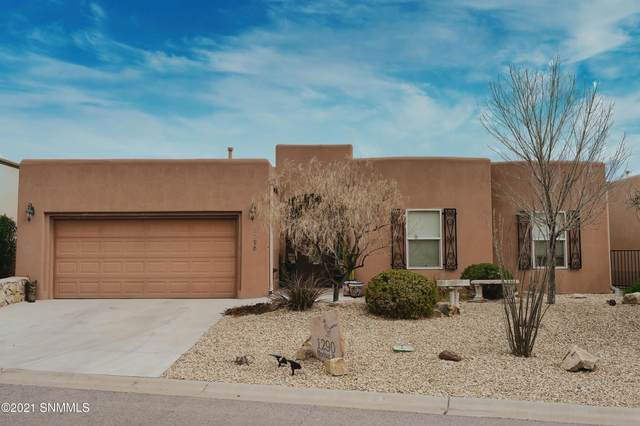 1290 Morisat Place, Las Cruces, NM 88007 (MLS #2100497) :: Las Cruces Real Estate Professionals
