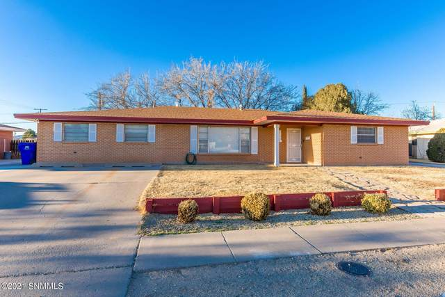 2380 Rosedale Drive, Las Cruces, NM 88005 (MLS #2100498) :: Better Homes and Gardens Real Estate - Steinborn & Associates
