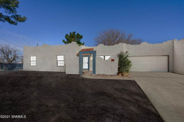 433 Salopek Boulevard, Las Cruces, NM 88001 (MLS #2100517) :: Las Cruces Real Estate Professionals