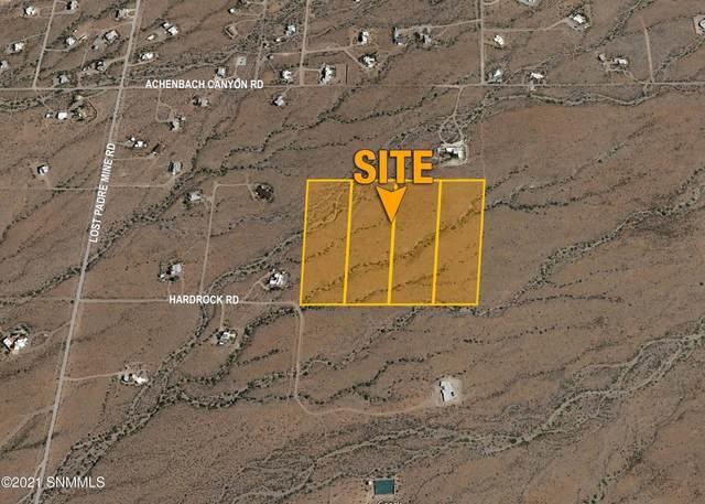 10305 Hard Rock Road, Las Cruces, NM 88011 (MLS #2100533) :: Las Cruces Real Estate Professionals
