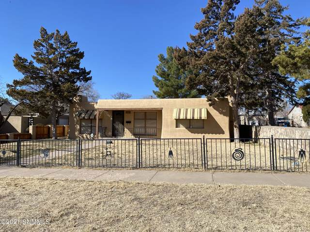 606 N Delaware Avenue, ROSWELL, NM 88201 (MLS #2100559) :: Las Cruces Real Estate Professionals