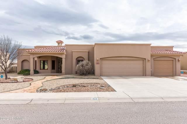 1531 Santanova Arc, Las Cruces, NM 88005 (MLS #2100565) :: Las Cruces Real Estate Professionals