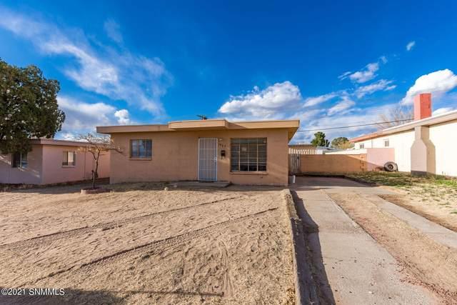 1925 Bellamah Drive, Las Cruces, NM 88001 (MLS #2100576) :: Las Cruces Real Estate Professionals