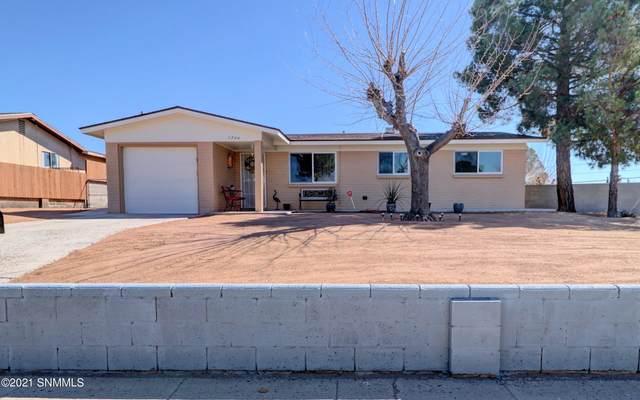 1700 E Colorado Avenue, Las Cruces, NM 88001 (MLS #2100584) :: Better Homes and Gardens Real Estate - Steinborn & Associates