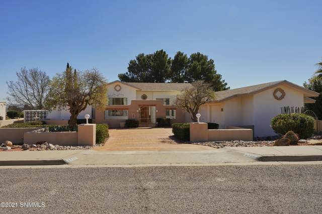 6755 Cordova Circle, Las Cruces, NM 88007 (MLS #2100589) :: Las Cruces Real Estate Professionals