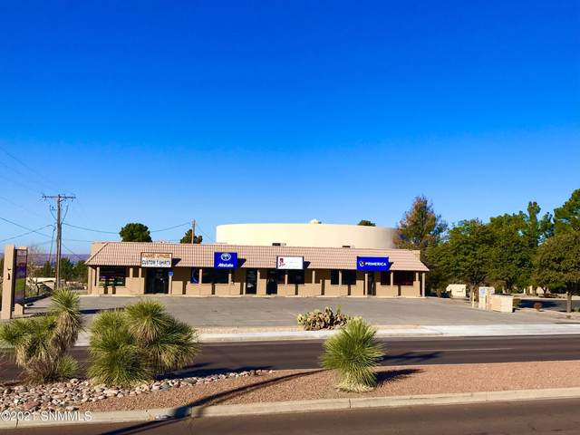 1900 S Telshor Boulevard, Las Cruces, NM 88011 (MLS #2100591) :: Agave Real Estate Group