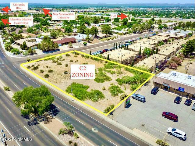 1950 S Telshor Boulevard, Las Cruces, NM 88011 (MLS #2100597) :: Better Homes and Gardens Real Estate - Steinborn & Associates