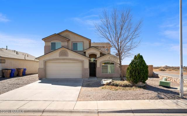 5878 Moon View Drive, Las Cruces, NM 88012 (MLS #2100603) :: Agave Real Estate Group