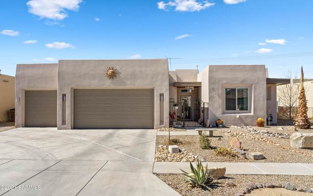 6043 Atlas Street, Las Cruces, NM 88012 (MLS #2100605) :: Agave Real Estate Group