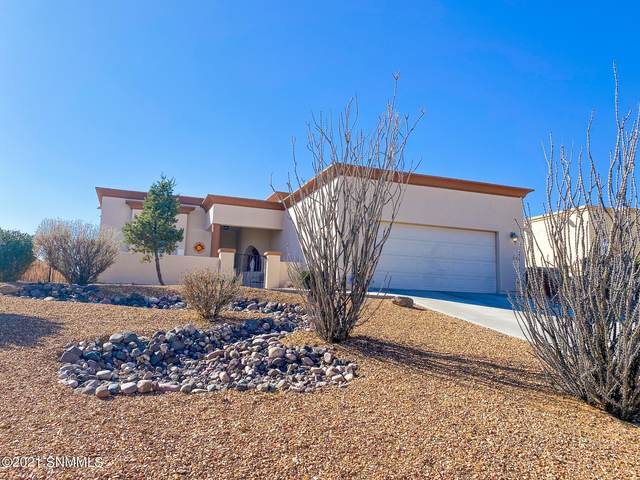 5619 Mira Montes, Las Cruces, NM 88007 (MLS #2100613) :: Las Cruces Real Estate Professionals