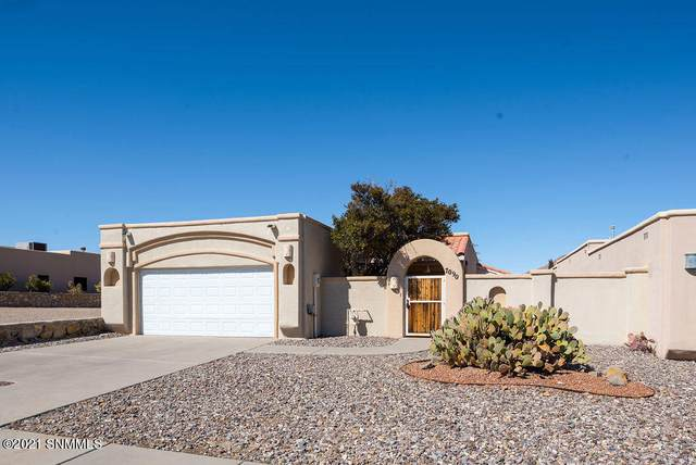 7090 Camino Blanco, Las Cruces, NM 88007 (MLS #2100619) :: Better Homes and Gardens Real Estate - Steinborn & Associates