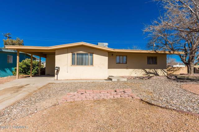 1113 Skyway Drive, Las Cruces, NM 88001 (MLS #2100626) :: Better Homes and Gardens Real Estate - Steinborn & Associates