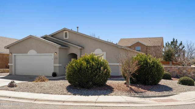 4732 Diamante Court, Las Cruces, NM 88012 (MLS #2100681) :: Better Homes and Gardens Real Estate - Steinborn & Associates