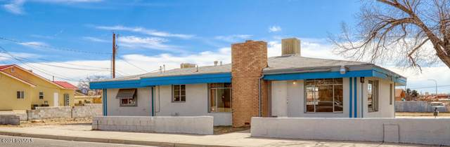 1850 N Solano Drive, Las Cruces, NM 88001 (MLS #2100684) :: Better Homes and Gardens Real Estate - Steinborn & Associates